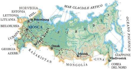 Cartina Russia Da Stampare.La Sensibilita Della Cultura Russa Zonemoda