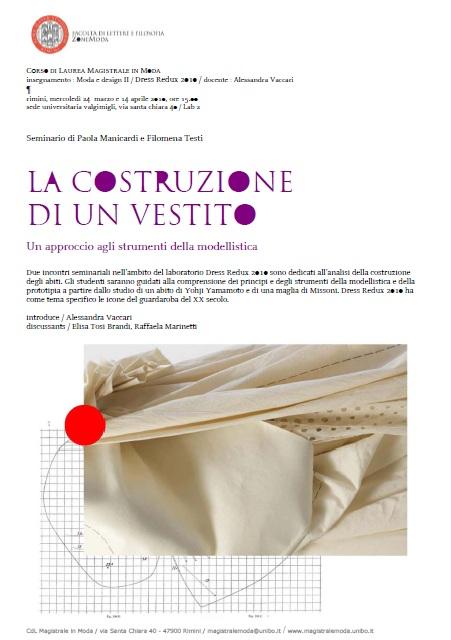 La costruzione di un vestito ZoneModa