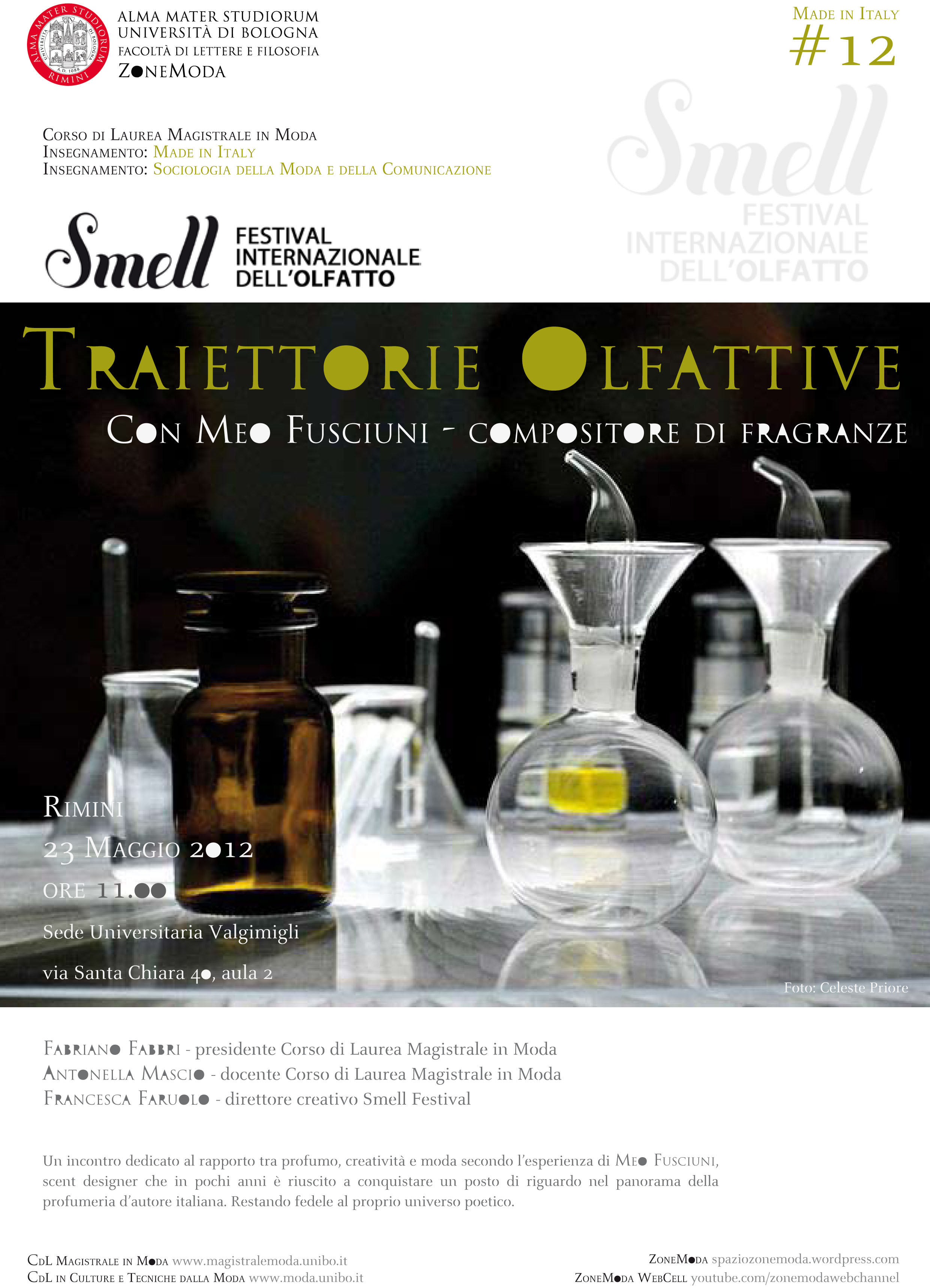 Made in Italy #12 _ Smell Festival_Traiettorie Olfattive ...