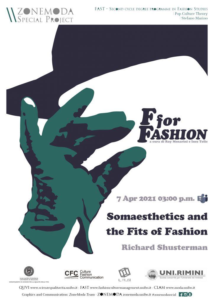 Somaesthetics and the Fits of Fashion Richard Shusterman